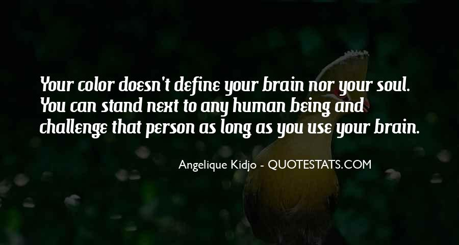 Your Past Doesn't Define You Quotes #136671