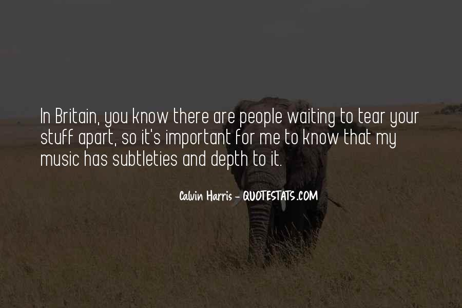 Your So Important To Me Quotes #1730425