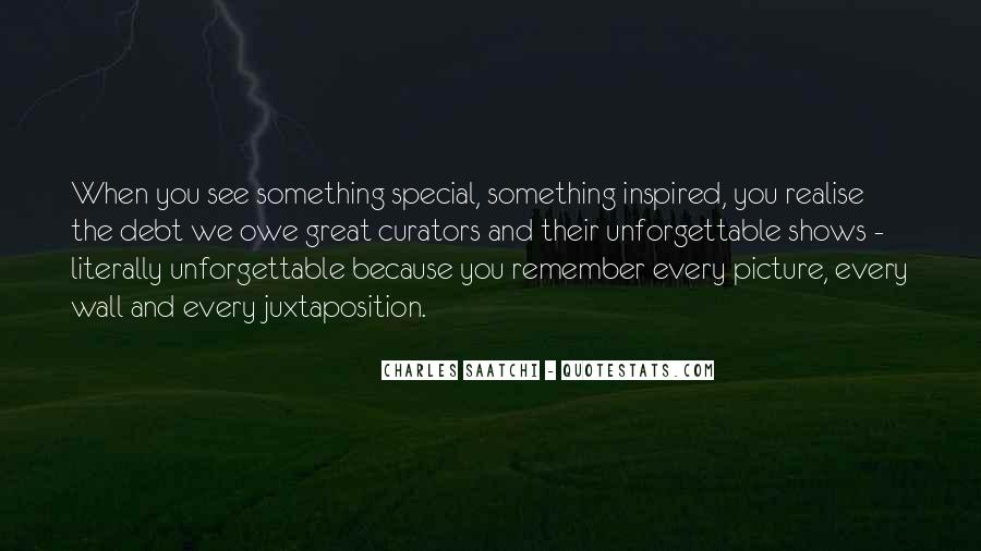 Your So Special Picture Quotes #1462896