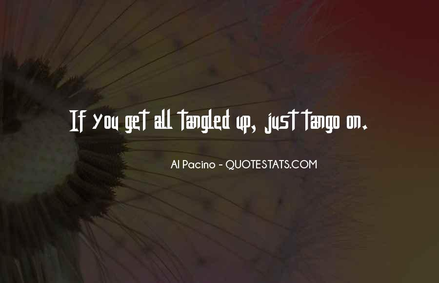 Your Tango Quotes #198955
