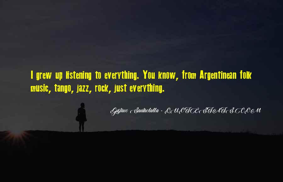 Your Tango Quotes #455380