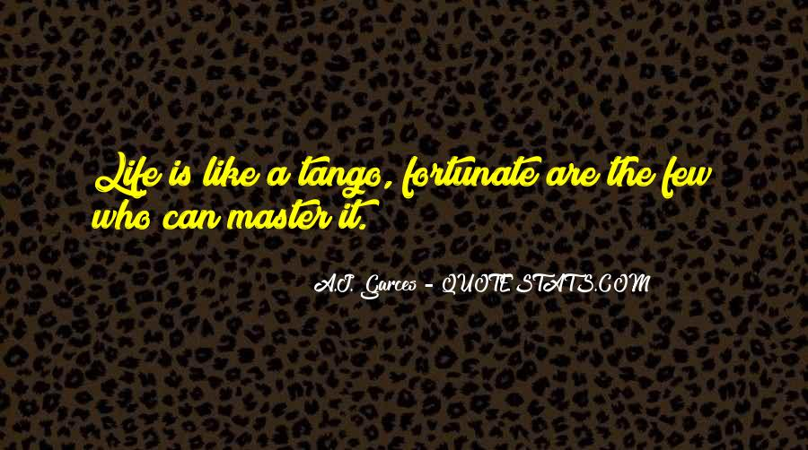 Your Tango Quotes #586352