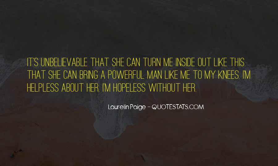 Your Unbelievable Quotes #118573