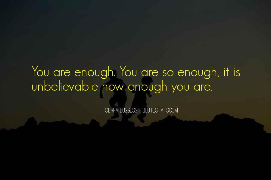 Your Unbelievable Quotes #131699