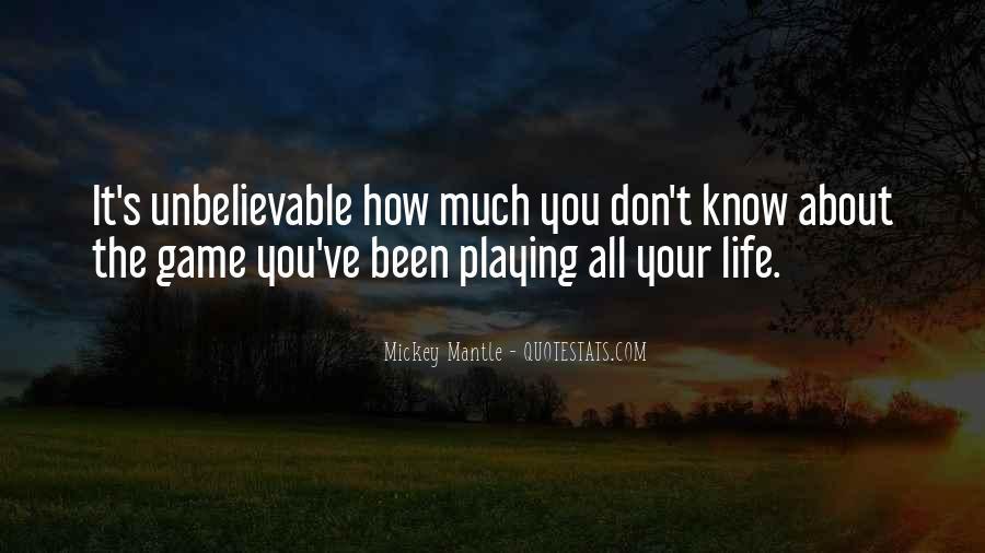Your Unbelievable Quotes #1572586