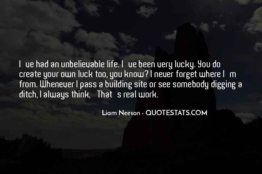 Your Unbelievable Quotes #1629342