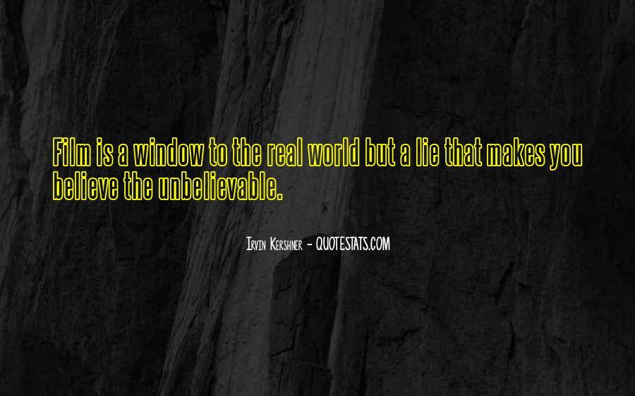 Your Unbelievable Quotes #174603
