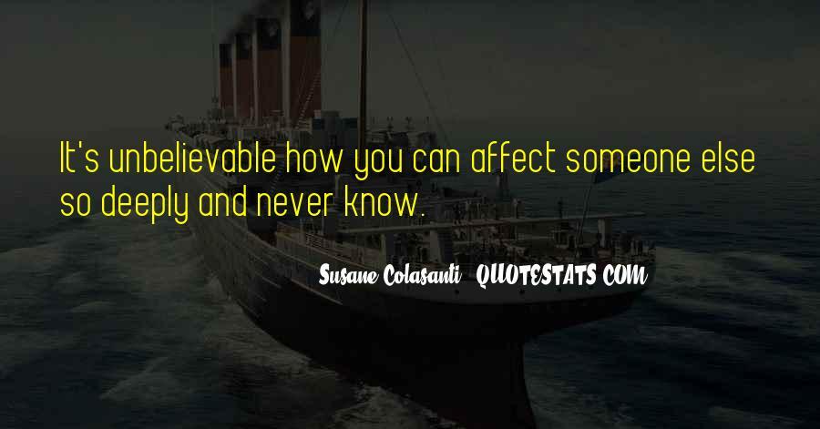 Your Unbelievable Quotes #182679