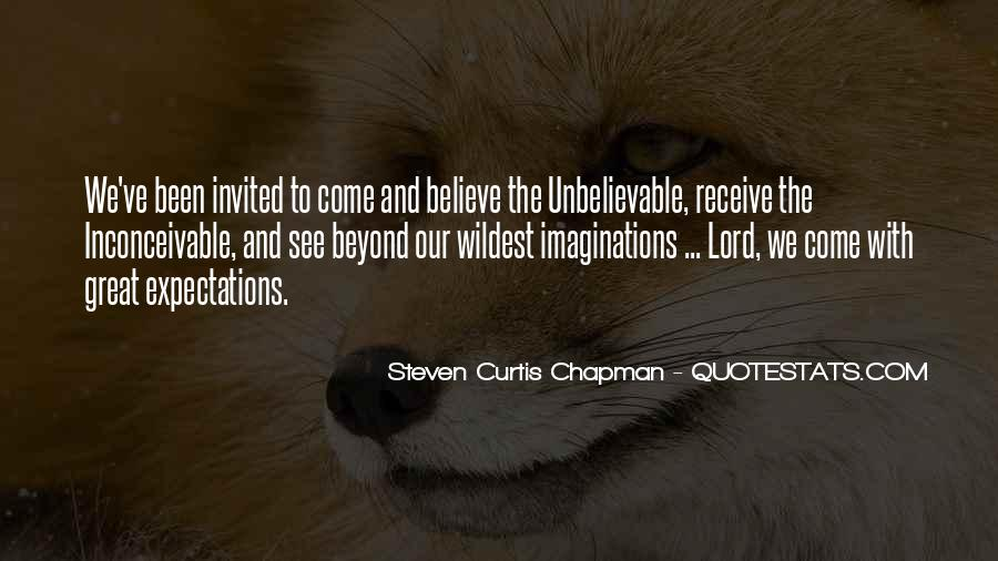 Your Unbelievable Quotes #32818