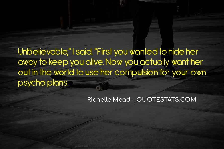Your Unbelievable Quotes #365189