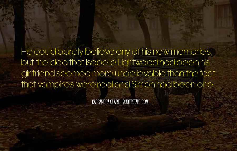 Your Unbelievable Quotes #97733