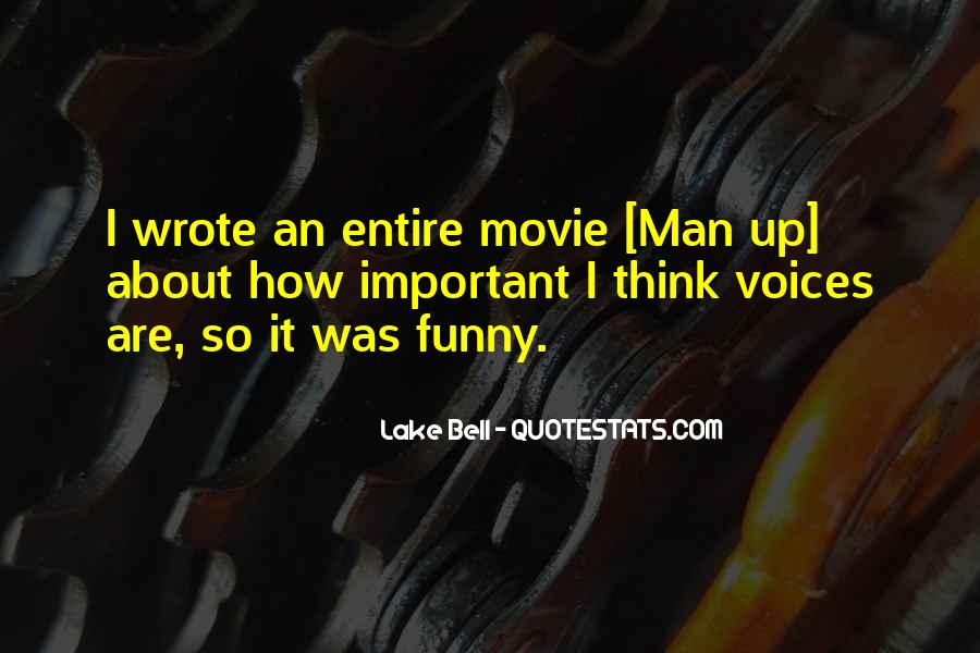 Your Voice Is Important Quotes #265551