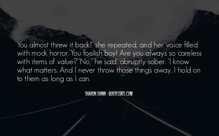 Your Voice Is Important Quotes #265688
