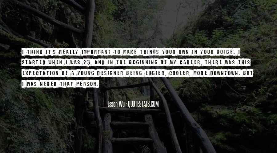 Your Voice Is Important Quotes #287440