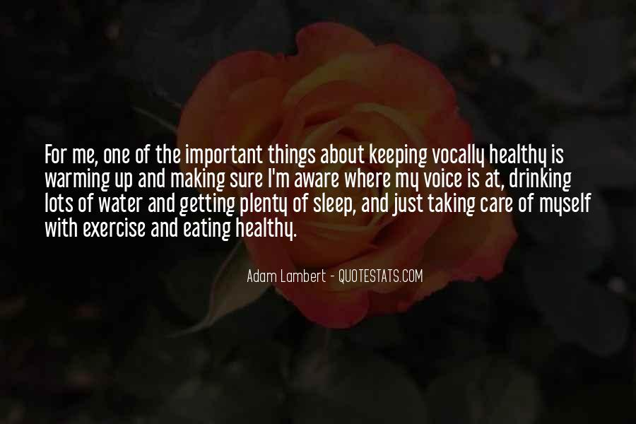 Your Voice Is Important Quotes #316798