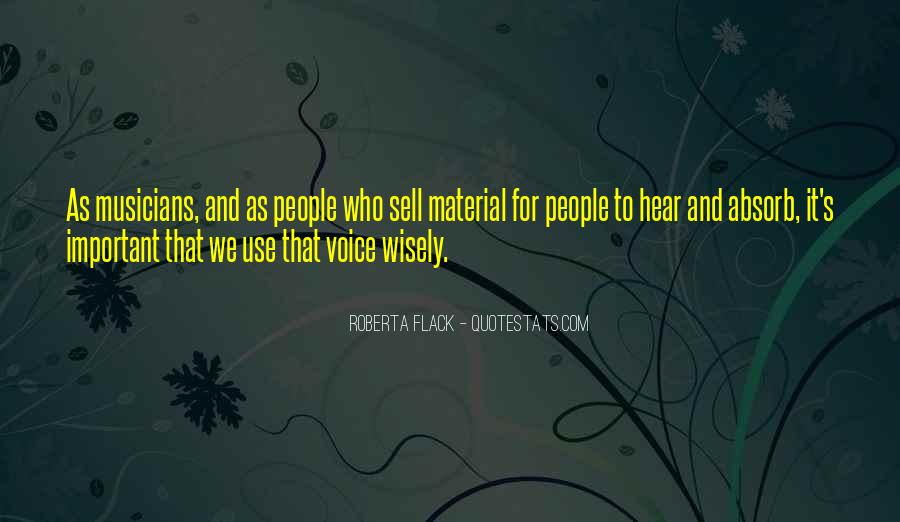 Your Voice Is Important Quotes #332621