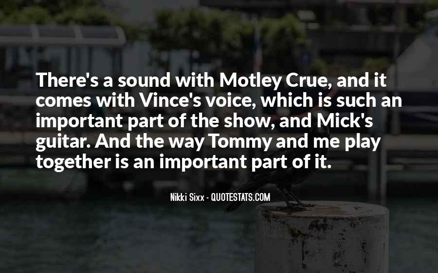 Your Voice Is Important Quotes #372178
