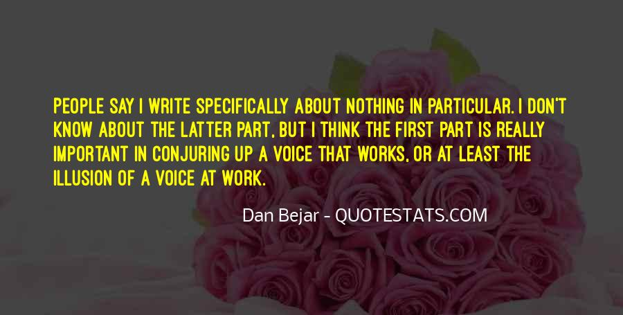 Your Voice Is Important Quotes #390417