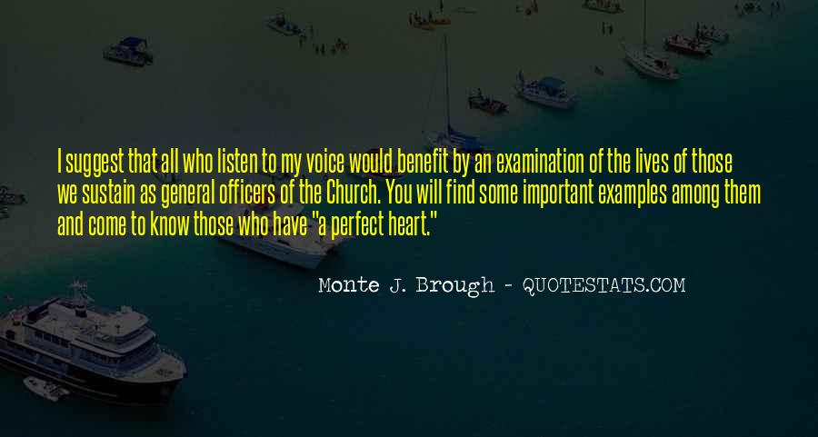 Your Voice Is Important Quotes #597991