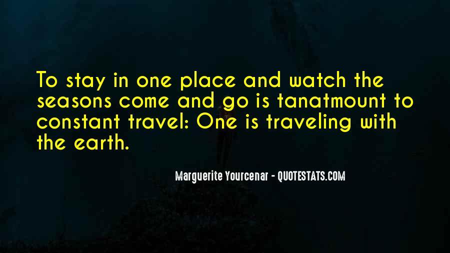 Yourcenar Marguerite Quotes #1030798