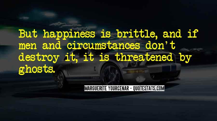 Yourcenar Marguerite Quotes #1728290