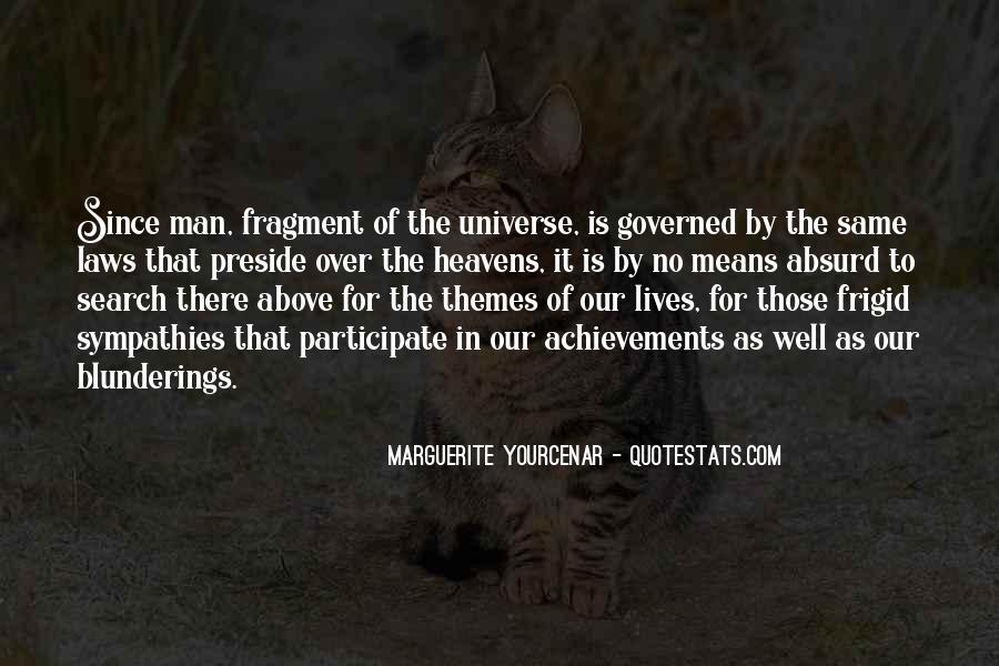 Yourcenar Marguerite Quotes #180095