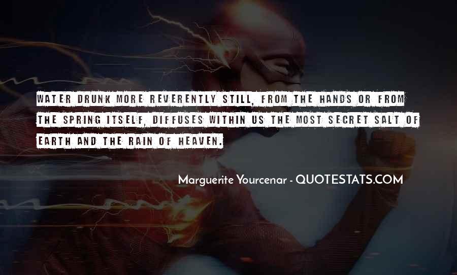 Yourcenar Marguerite Quotes #31851