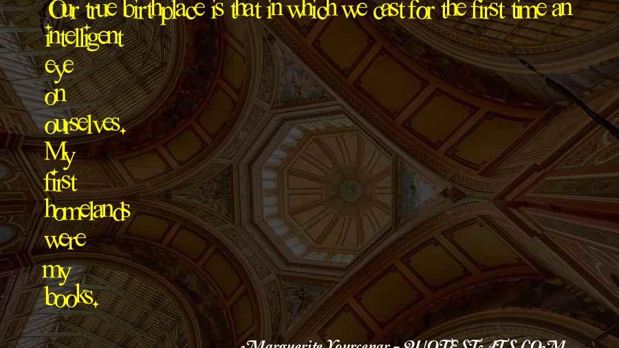 Yourcenar Marguerite Quotes #362970