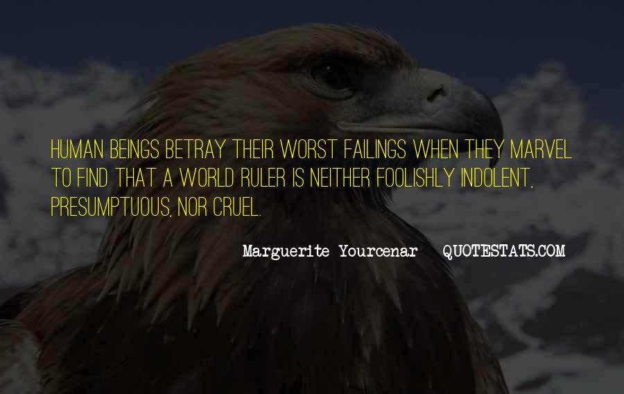 Yourcenar Marguerite Quotes #379406