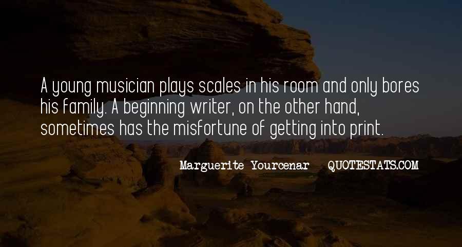 Yourcenar Marguerite Quotes #41623