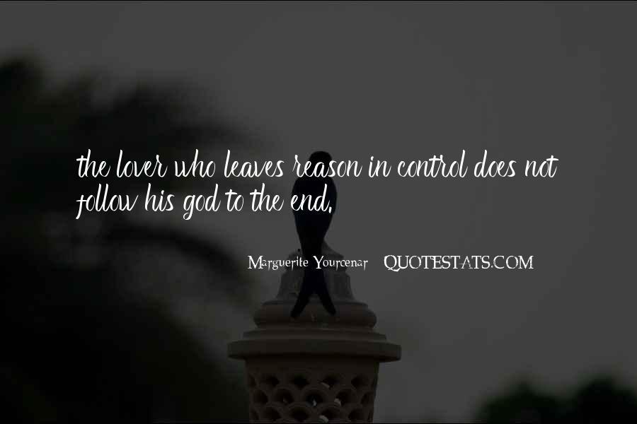 Yourcenar Marguerite Quotes #610819