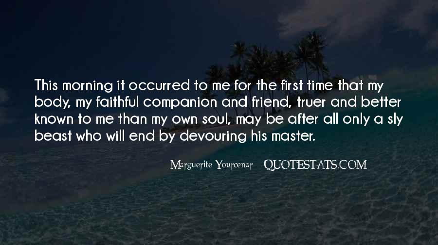 Yourcenar Marguerite Quotes #846659