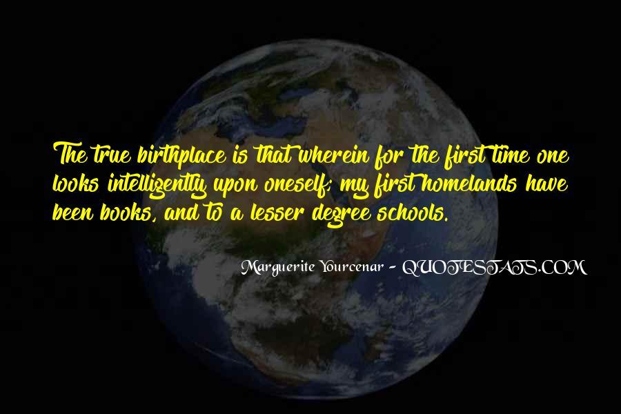 Yourcenar Marguerite Quotes #93142