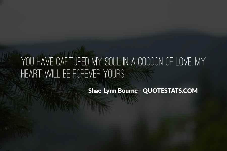 Yours Forever Love Quotes #61255