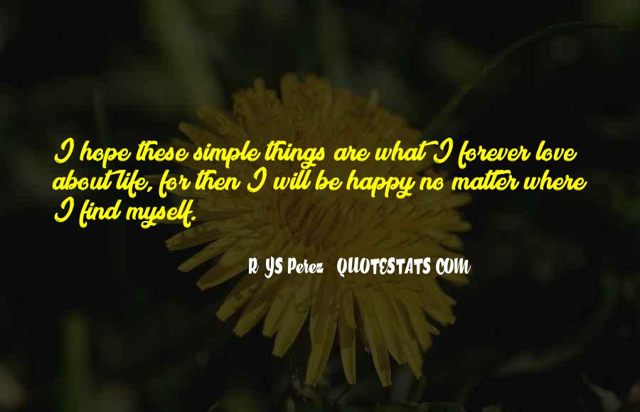 Yours Forever Love Quotes #63728