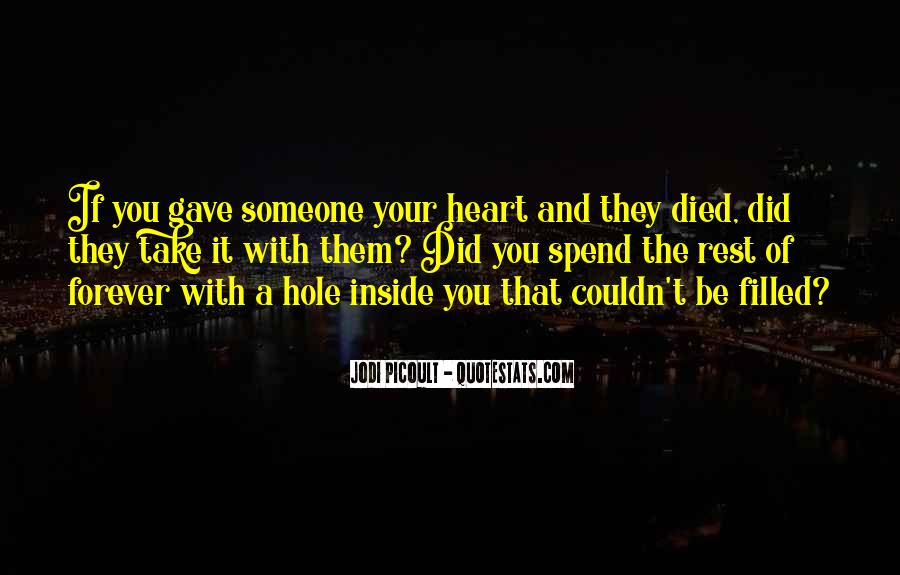 Yours Forever Love Quotes #79898