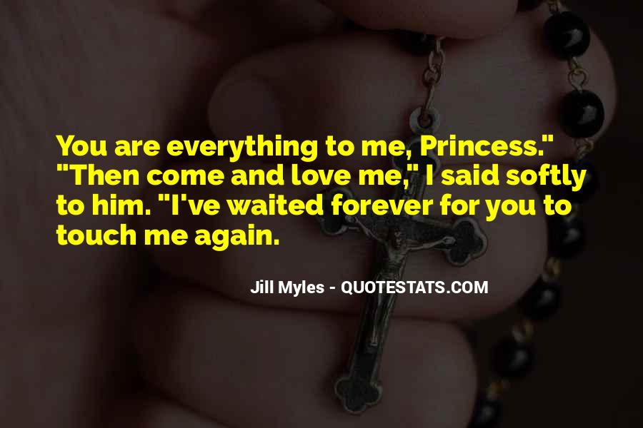 Yours Forever Love Quotes #99468