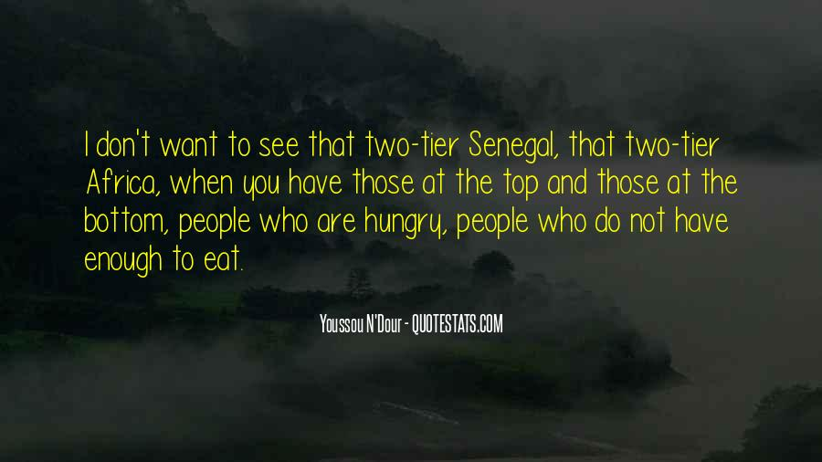 Youssou N'dour On Quotes #1217308