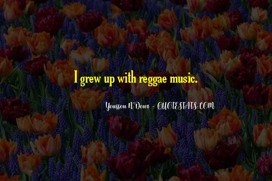 Youssou N'dour On Quotes #36256