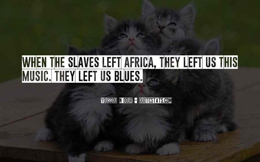 Youssou N'dour On Quotes #531245