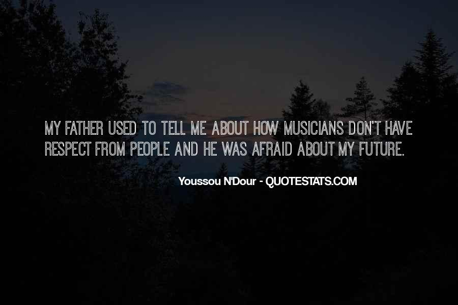 Youssou N'dour On Quotes #647961