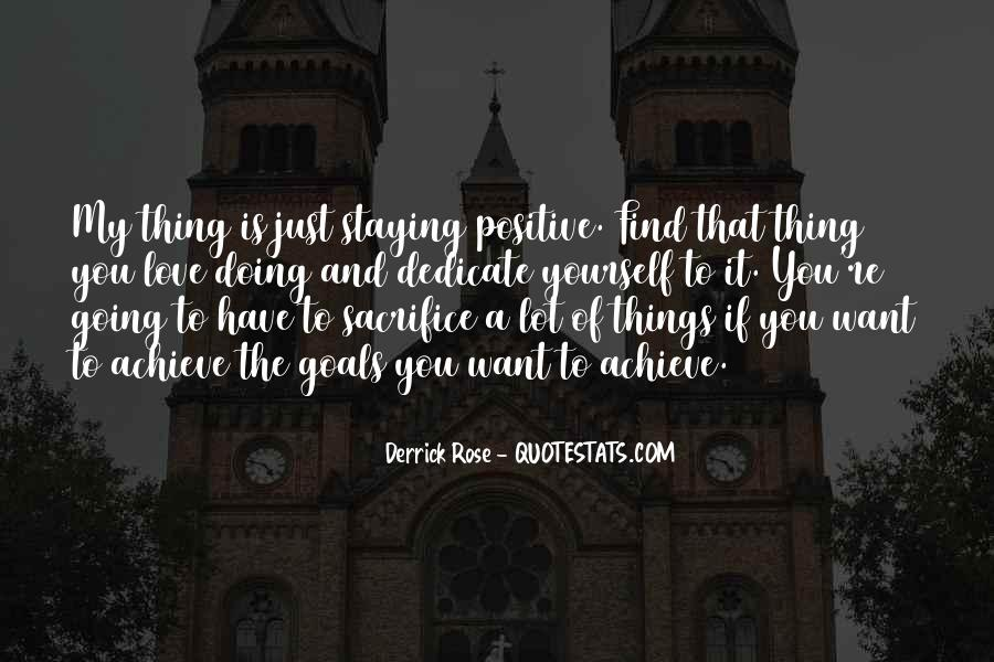 Quotes About Staying Positive #1483542