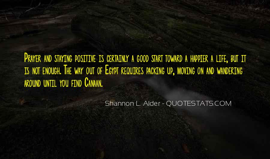 Quotes About Staying Positive #1666249