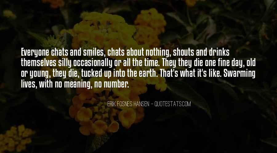 Zach Galifianakis Out Cold Quotes #527807