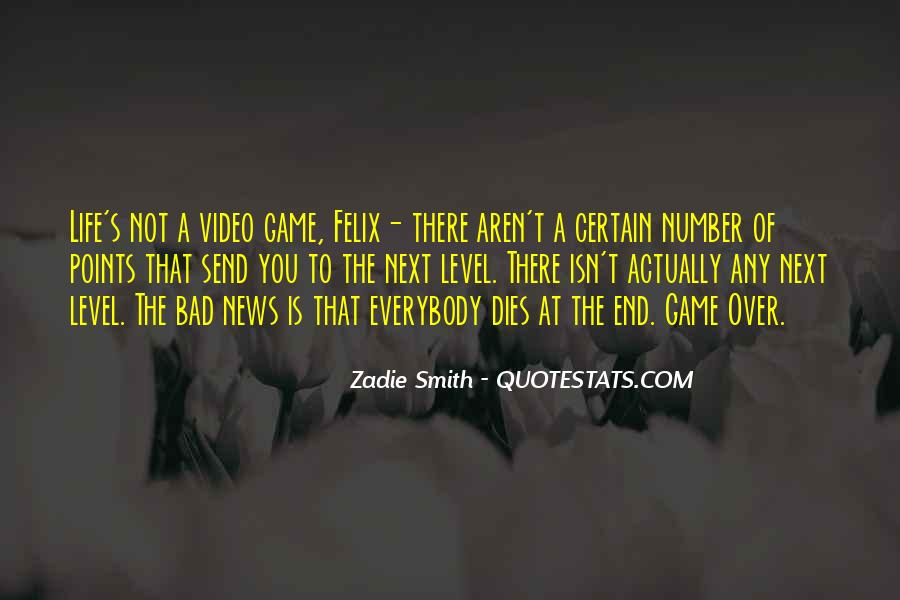 Zadie Smith Nw Quotes #798125