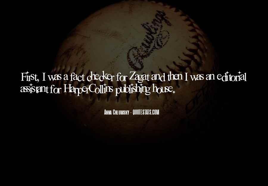 Zagat Quotes #728319