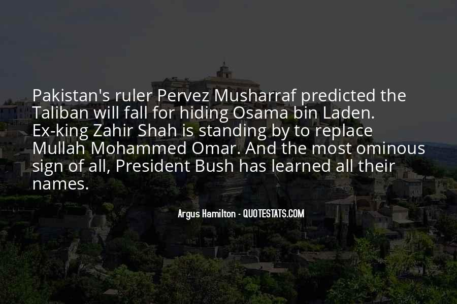 Zahir Shah Quotes #503976