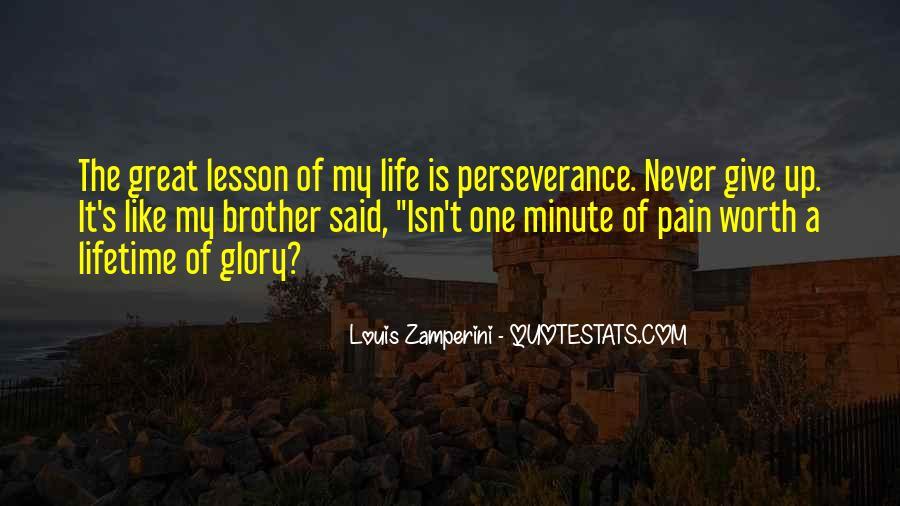 Zamperini Quotes #1016976