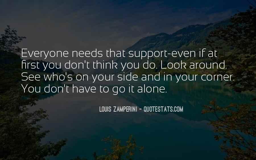 Zamperini Quotes #1341823