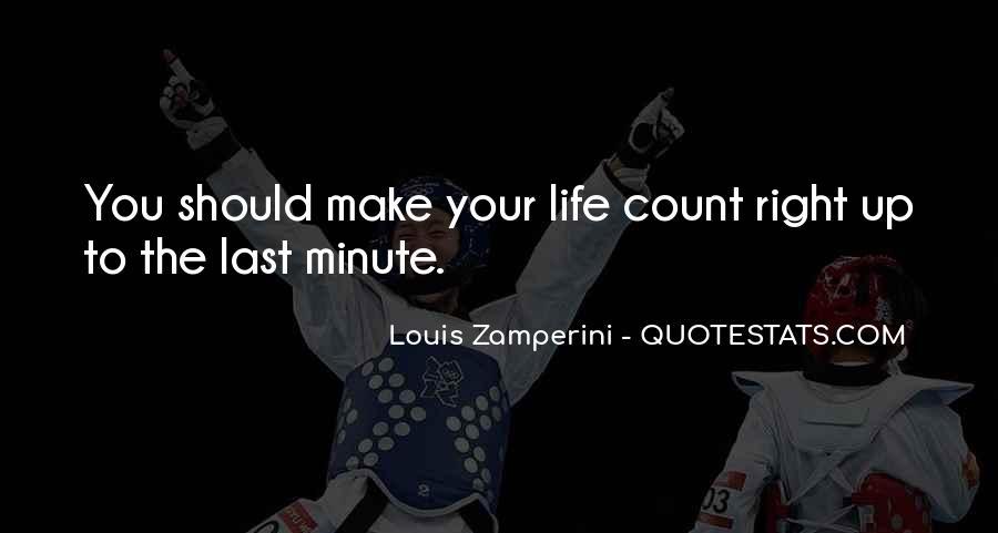 Zamperini Quotes #1430039
